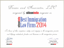 best immigration law firms 2014